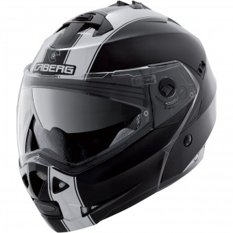 Casque Modular Caberg Duke II Legend Black White