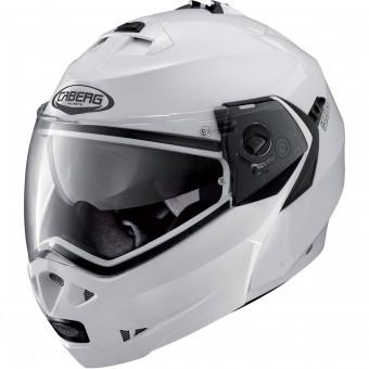 Casque Modular Caberg Duke II Metal White