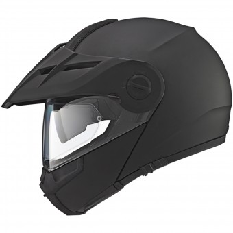 Casque Modular Schuberth E1 Matt Black