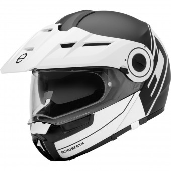 Casque Modular Schuberth E1 Radiant White