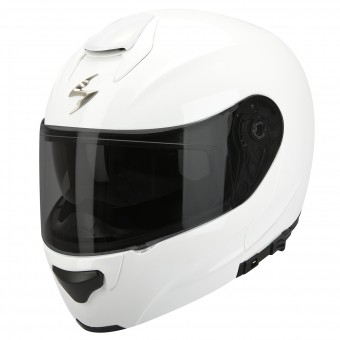 Casque Modular Scorpion EXO 3000 Air Blanco