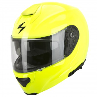 Casque Modular Scorpion EXO 3000 Air Amarillo Fluo