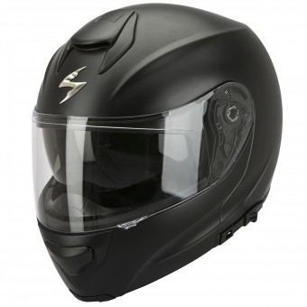 Casque Modular Scorpion EXO 3000 Air Negro Mate
