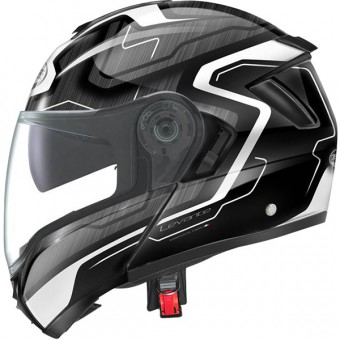 Casque Modular Caberg Levante Flow Black Anthracite White