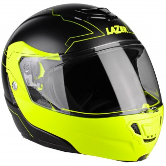 Casque Modular Lazer Monaco Evo Droid Pure Glass