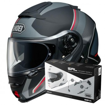 Casque Modular Shoei Neotec II Excursion TC5