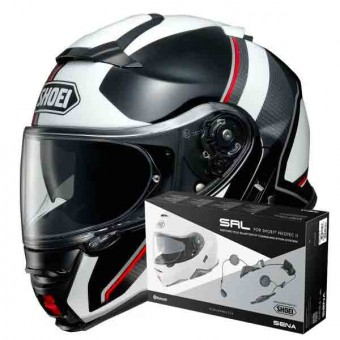 Casque Modular Shoei Neotec II Excursion TC6