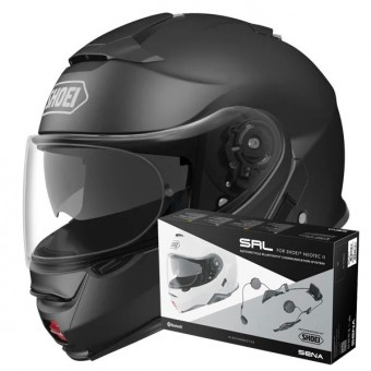 Casque Modular Shoei Neotec II Matt Black