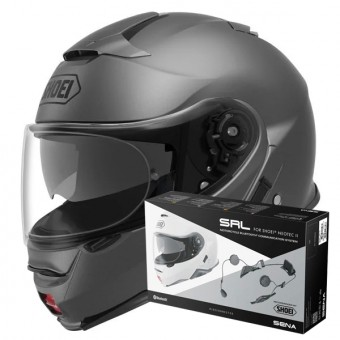 Casque Modular Shoei Neotec II Matt Deep Grey