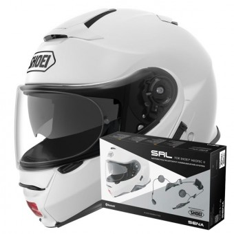 Casque Modular Shoei Neotec II White
