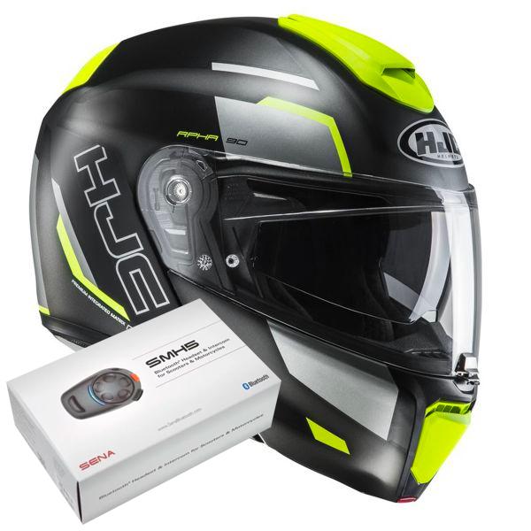 e08fb2862bfee Casco moto HJC RPHA 90 Rabrigo MC4HSF Al Mejor Precio