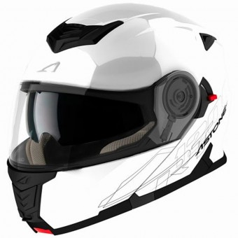 Casque Modular Astone RT 1200 White