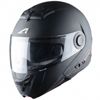 Casque Modular Astone RT 800 Matt Black
