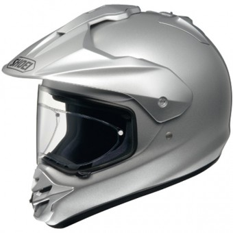 Casque Cross Shoei Hornet DS Gris Clara
