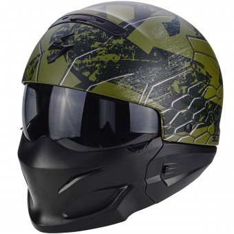 Casque Convertible Scorpion Exo Combat Ratnik Matt Green