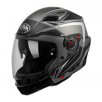 Casque Convertible Airoh Executive Line Antracita Mate