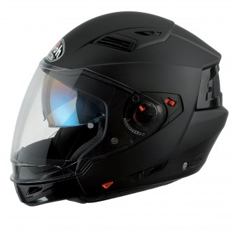 Casque Convertible Airoh Executive Negro Mate