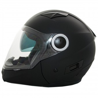 Casque Convertible LEM Multi Black Matt