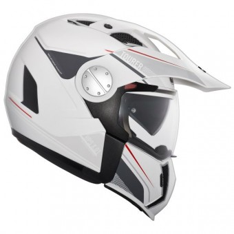 Casque Convertible Givi X.01 Tourer Blanco