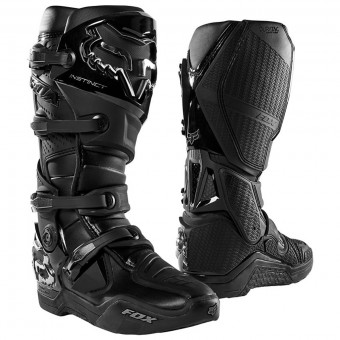 Botas Motocross FOX Instinct Boot Black