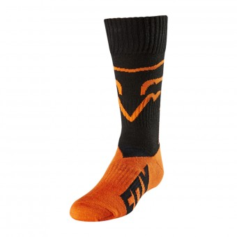 Calcetines Motocross FOX Youth MX Niño Orange 009