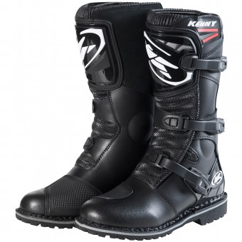 Botas Motocross Kenny Evasion Black