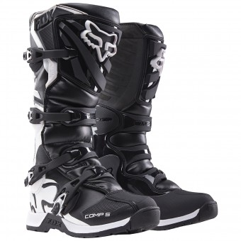 Botas Motocross FOX Comp 5 Black (001)