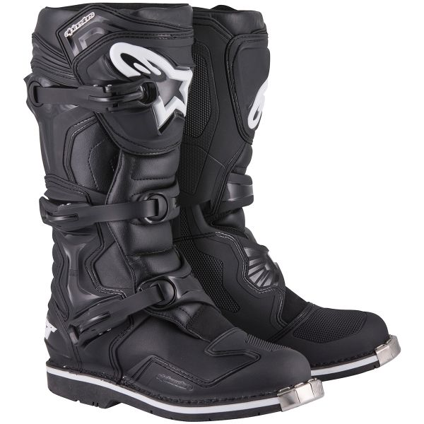 Botas Motocross Alpinestars Tech 1 Black