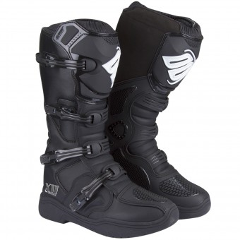 Botas Motocross SHOT X11 Black