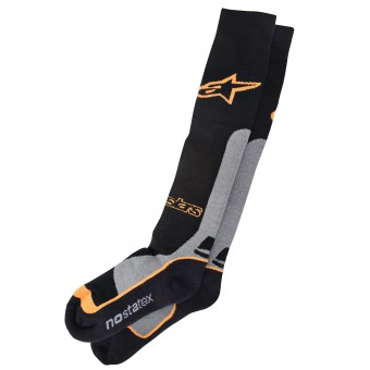 Calcetines Motocross Alpinestars Pro Coolmax Socks Orange