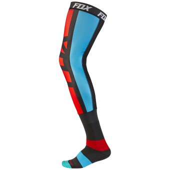Calcetines Motocross FOX Proforma Seca Grey Red 037