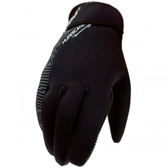 Guantes motocross SHOT Hurricane Enduro Black