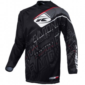Camiseta Motocross Kenny Extreme Quad Black Shirt