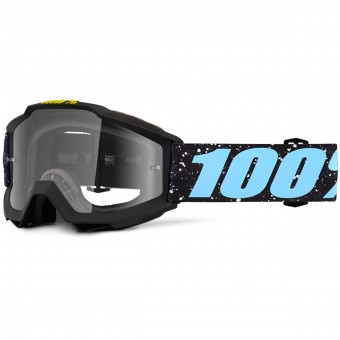 Gafas motocross 100% Accuri Milkyway Clear Niño