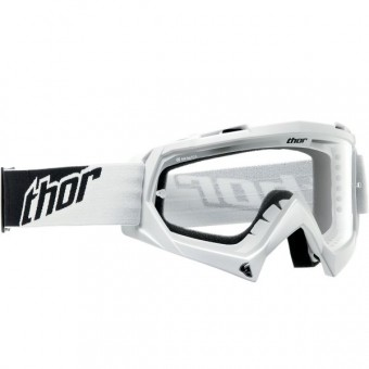 Gafas motocross Thor Enemy White Niño