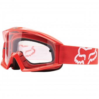 Gafas motocross FOX Main Red Kid