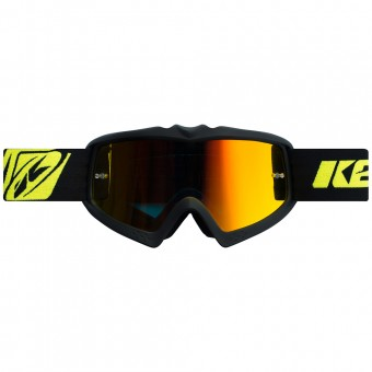 Gafas motocross Kenny Performance Matt Black Kid