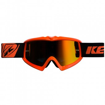 Gafas motocross Kenny Performance Neon Orange Kid