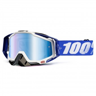 Gafas motocross 100% Racecraft Colbat Blue