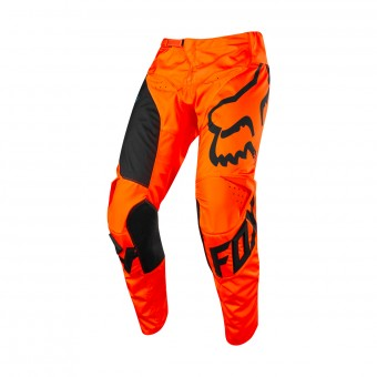 Pantalón motocross FOX 180 Master Orange Pant 009