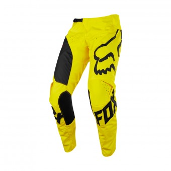 Pantalón motocross FOX 180 Master Yellow Pant 005