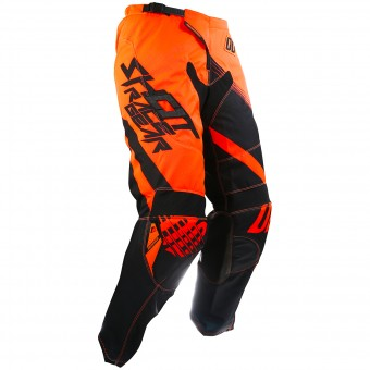 Pantalón motocross SHOT Contact Claw Neon Orange Pant