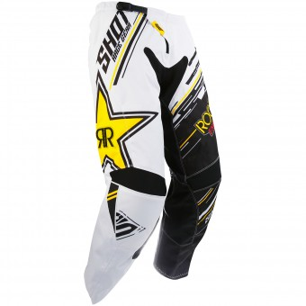 Pantalón motocross SHOT Contact Replica Rockstar Pant