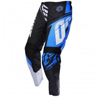 Pantalón motocross SHOT Devo Fast Blue Pant Niño