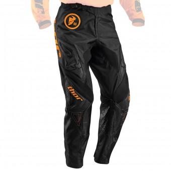 Pantalón motocross Thor Phase Gasket Flo Orange Pant  Niño