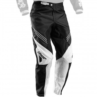 Pantalón motocross Thor Phase Hyperion Black Niño