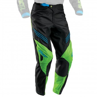 Pantalón motocross Thor Phase Hyperion Green Pant Niño