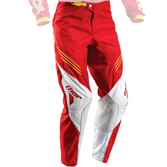 Pantalón motocross Thor Phase Hyperion Red Pant Niño