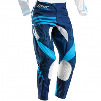 Pantalón motocross Thor Phase Strands Cement Navy Pant