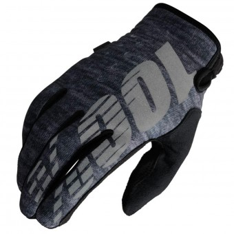Guantes motocross 100% Brisker Cold Weather Heather